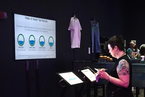 Joan Rose presents interactive exhibit on water and health at Science Gallery Detroit