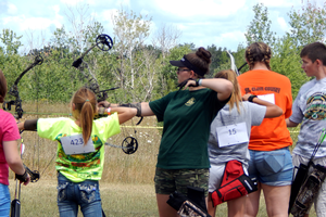 New archery event at Michigan 4-H Shooting Sports State Tournament