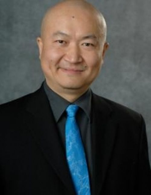 Photo of Wei Liao.