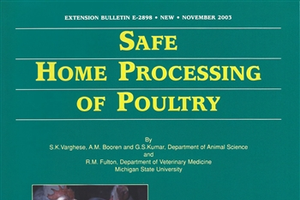Safe Home Processing of Poultry (E2898)