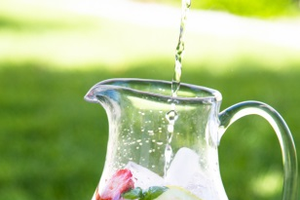 Fruit infused water delivers hydration and essential nutrients. Photo source: Natashaskitchen.com