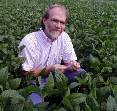 Phil Robertson, University Distinguished Professor of crop and soil sciences, courtesy photo.