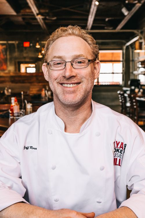 Chef Jeff Rose, Come as You Are Smokehouse Grill