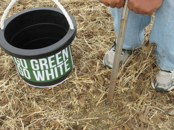 Why soil test in the fall? - Agriculture