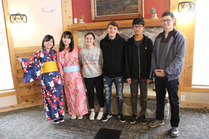 Michigan International Academic Year Program Students from 2018-2019
