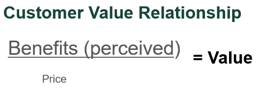 Customer Value Relationship Photo