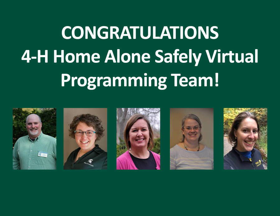 4-H Home Alone Safely