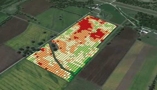 Agribotix-drone-created-fertilizer-prescription-map
