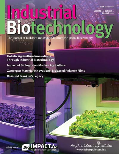 Ind. Biotech. cover