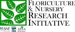 Floriculture & Nursery Research Initiative logo