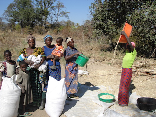 WomenChildrenZambia
