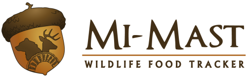 MI-MAST Wildlife Food Tracker