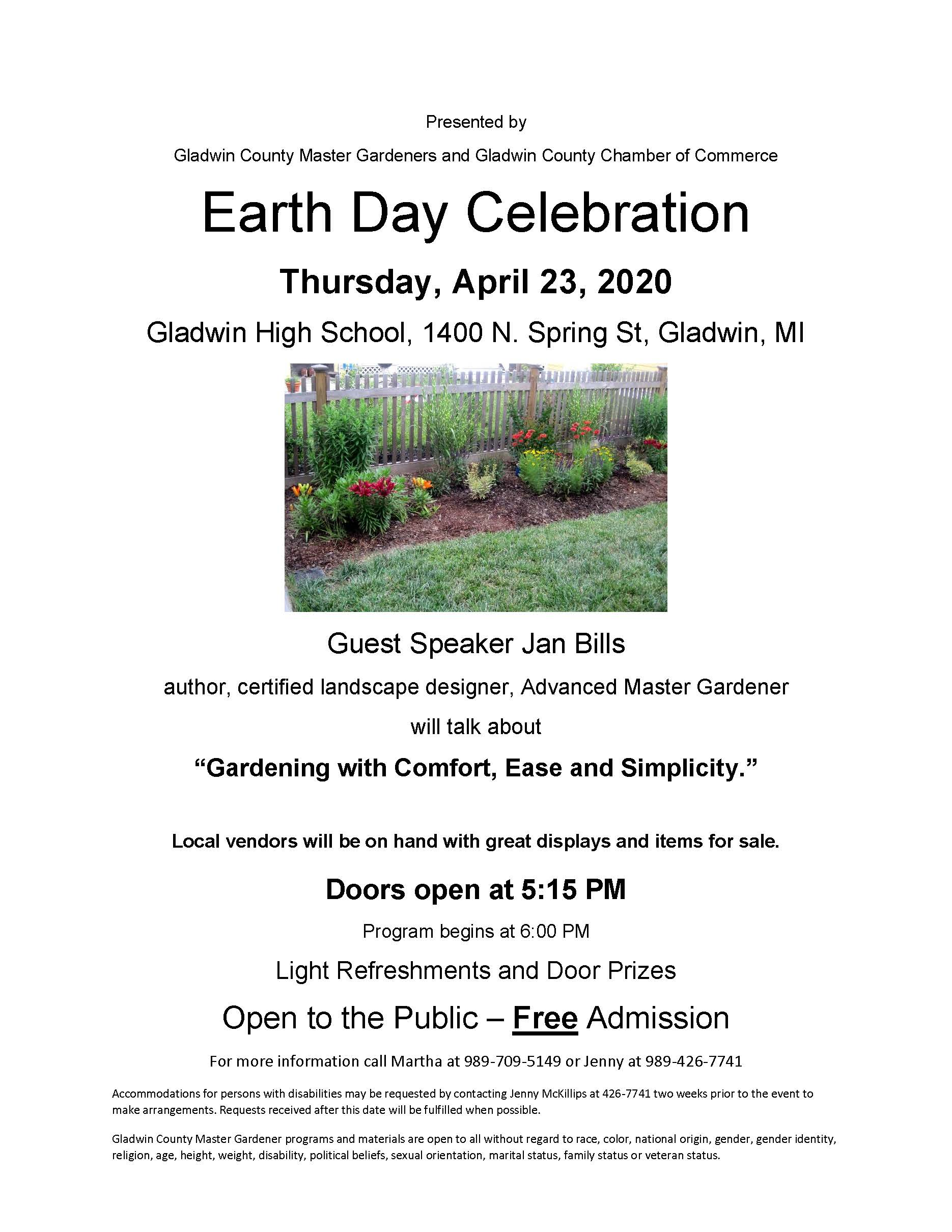 earthdayflier