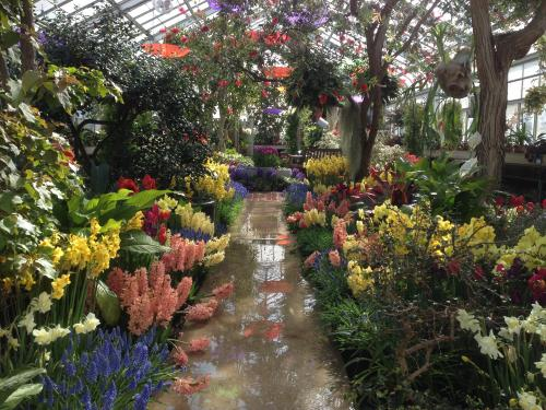 Spring Bulb Show Is Included With Your Admission To Hidden Lake Gardens!