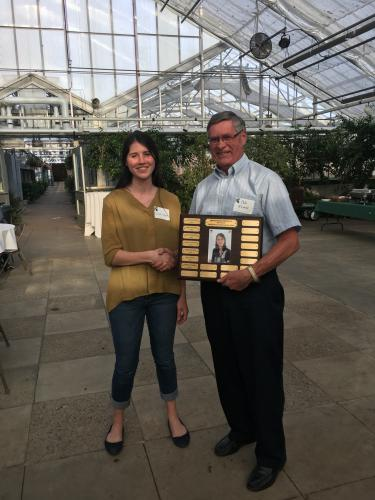 Outstanding Horticulture Undergraduate Student Award