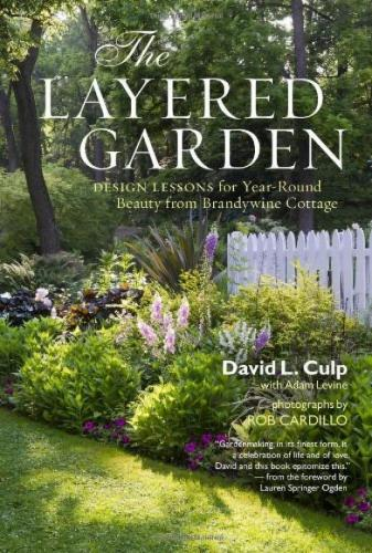 The Layered Garden Book Cover by David L. Culp