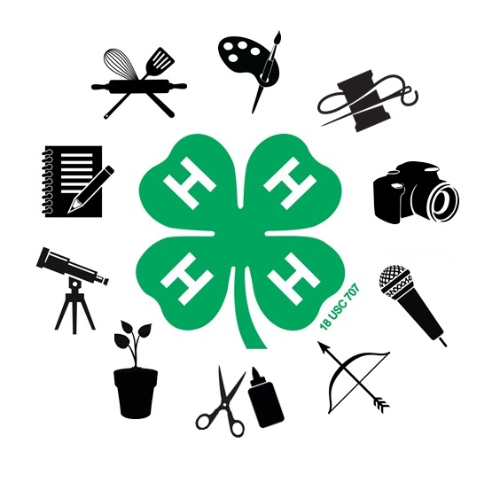 Image result for 4-h projects clip art