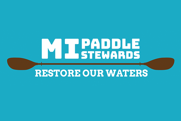 MI-Paddle-Stewards Logo