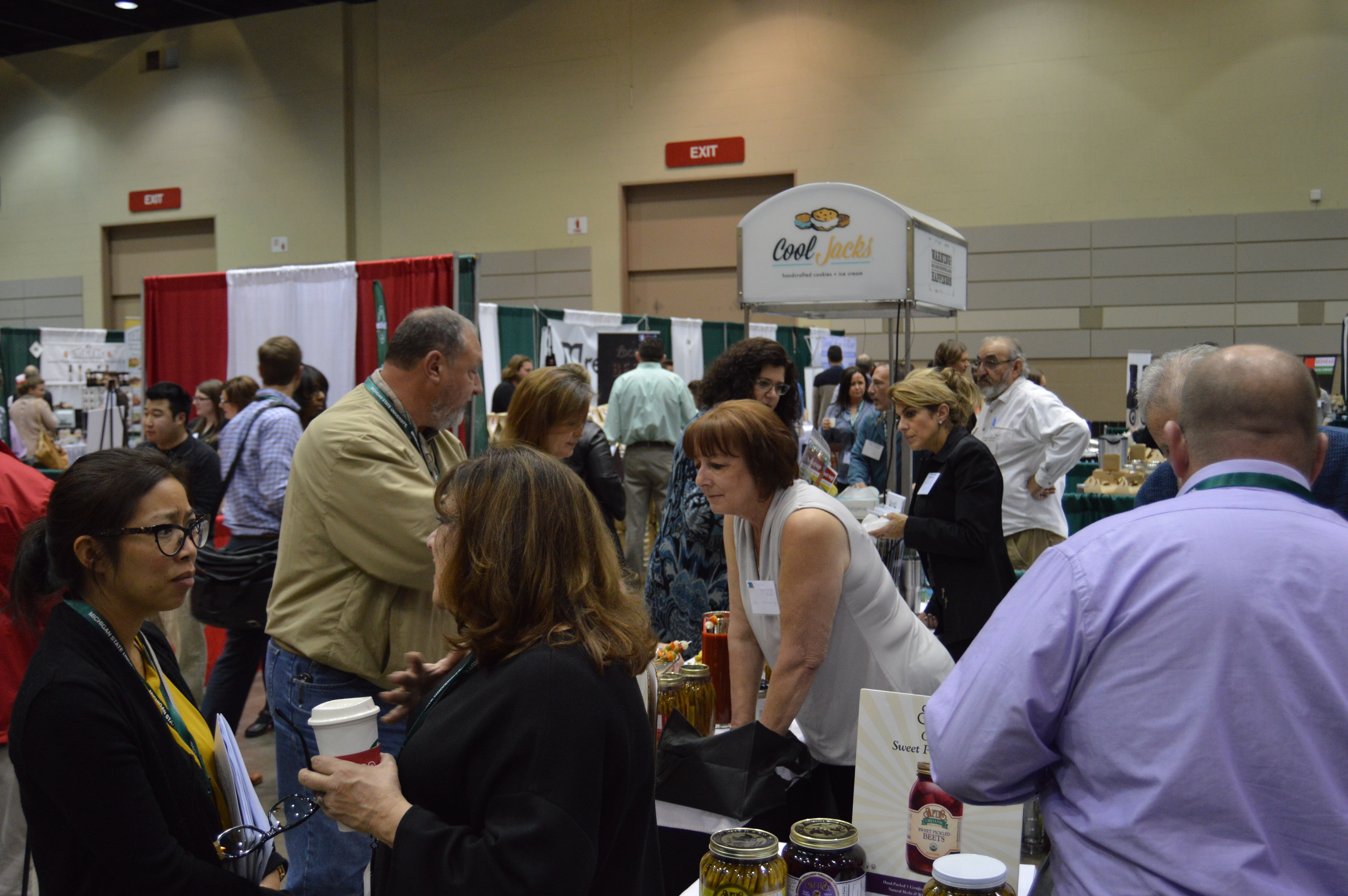 Marketplace Trade Show - Making It In Michigan