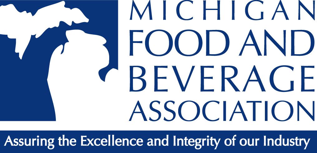 Michigan Food and Beverage Association logo