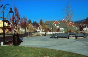 Photo of Shevlin Village in Bend, OR.