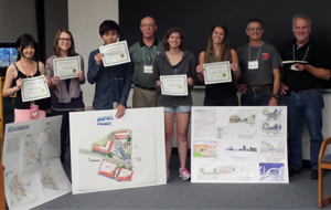 2013 1st Place Design Competition Team