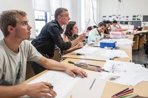 Architecture Design Workshop biennial graphic workshop and big ten design charrette - school of