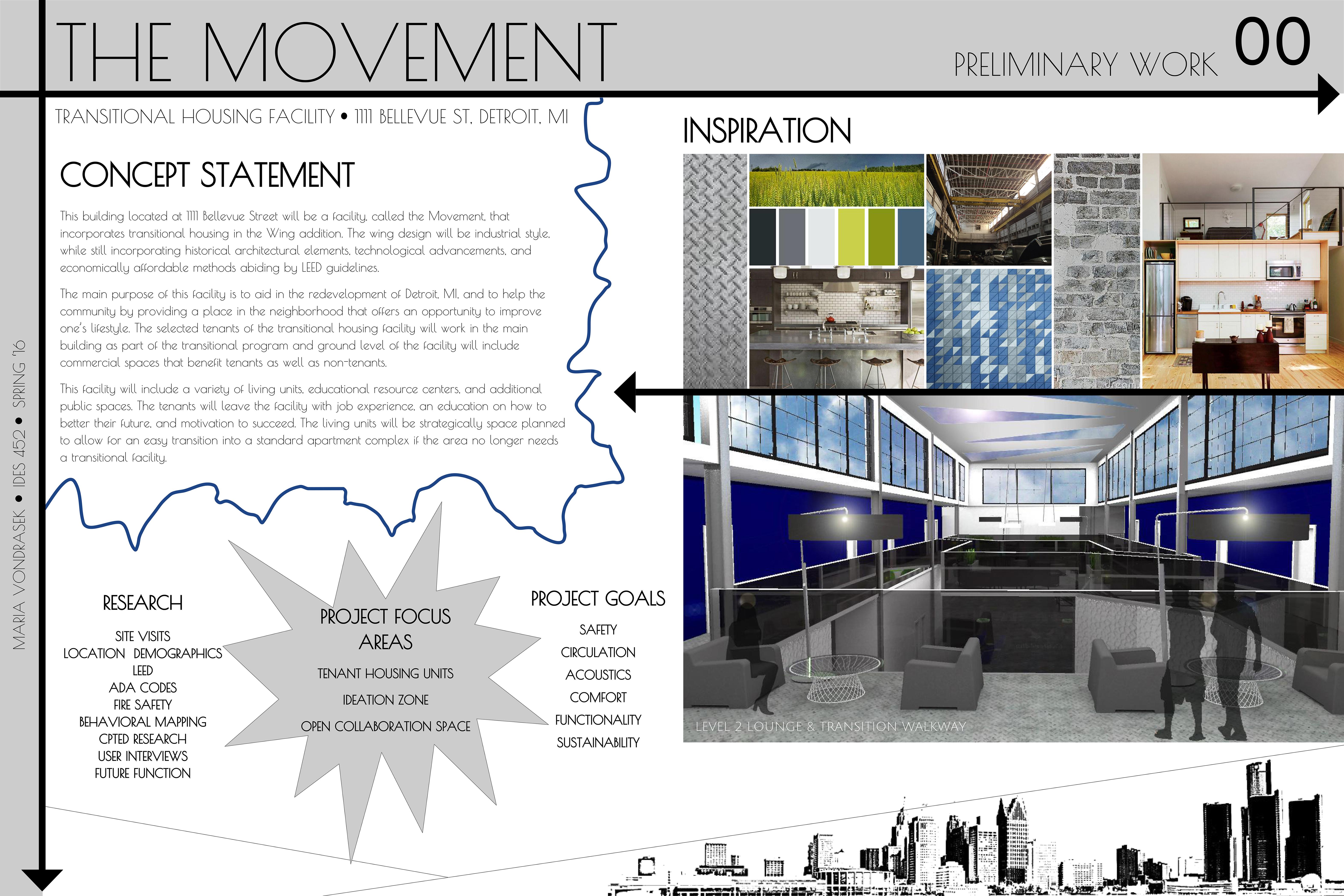 Architecture Design Concept Statement