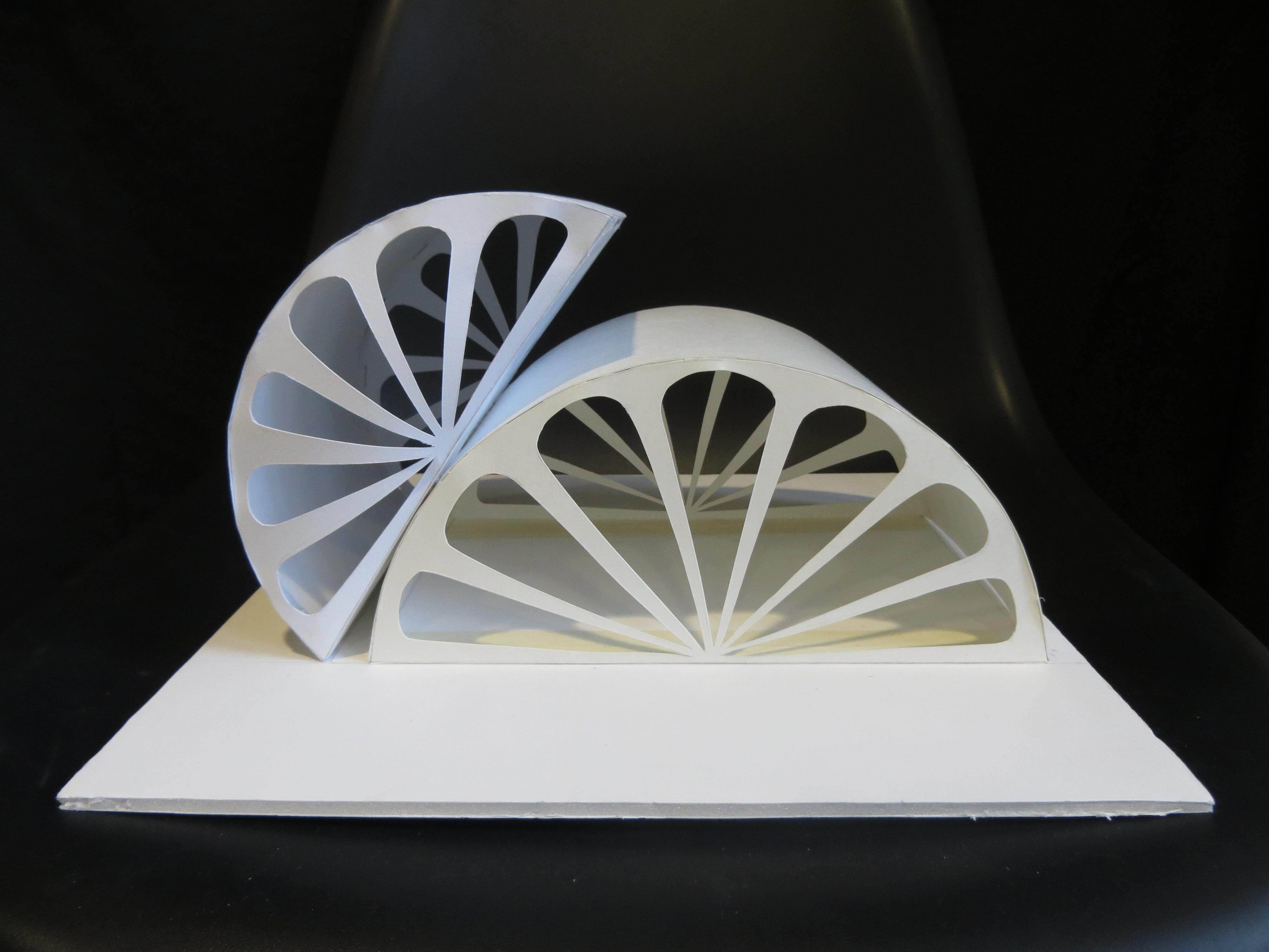 3 dimensional design exploration project lemon shape