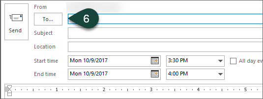 Using Room and Equipment Calendars in Outlook - ANR