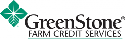 GreenStroneFarm Credit Services logo.