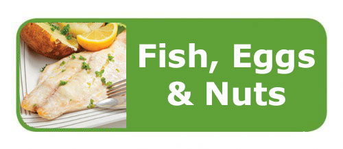 Michigan Fresh -- Fish, Eggs and Nuts