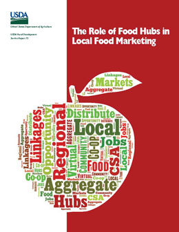 USDA Report on Food Hubs 2013
