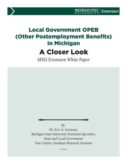 OPEB - A Closer Look cover