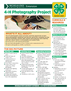 MI 4-H Photography Project Snapshot