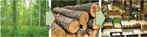 Forest Types of Michigan: Forest Products and Prices (E3202-16