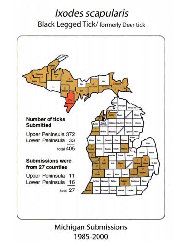 Tick Borne Illnesses in Michigan (E2765) - MSU Extension