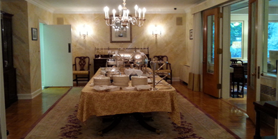 Dining Room at Cowles House