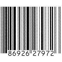 Example of barcode