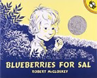 Blueberries for Sal cover