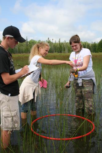 4-H Great Lakes and Natural Resources Camp