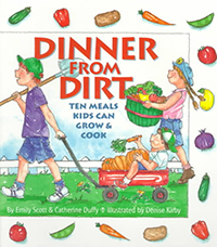Dinner From Dirt book cover