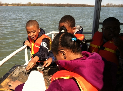 Youth learn to conserve and protect freshwater resources