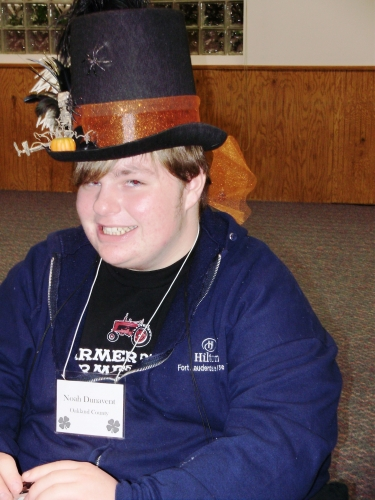"Teen learns about time management and becoming a ""ringmaster"" of his time."