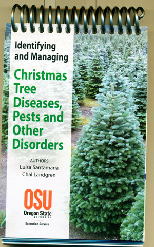 Christmas Tree Diseases Pests And Other Disorders Pocket Guide Now