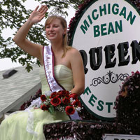 Michigan Bean Queen