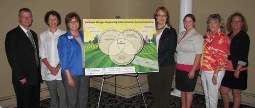 Northwest Michigan Regional Agriculture Business Services Partnership