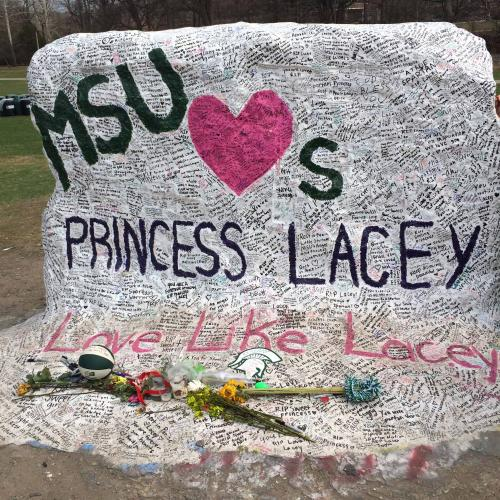 "Michigan 4-H'er helps spread ""Love Like Lacey"