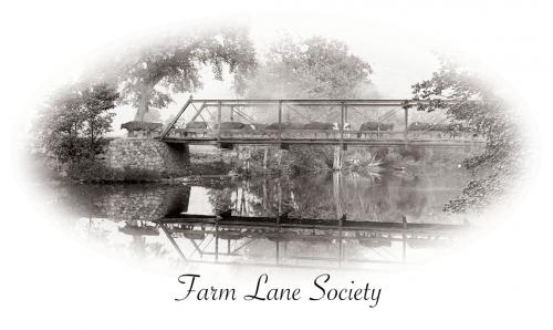 Farm Lane Society bridge