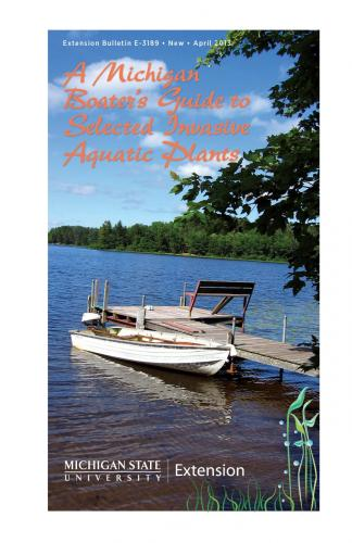 Cover of Michigan Boater's Guide by MSU Extension